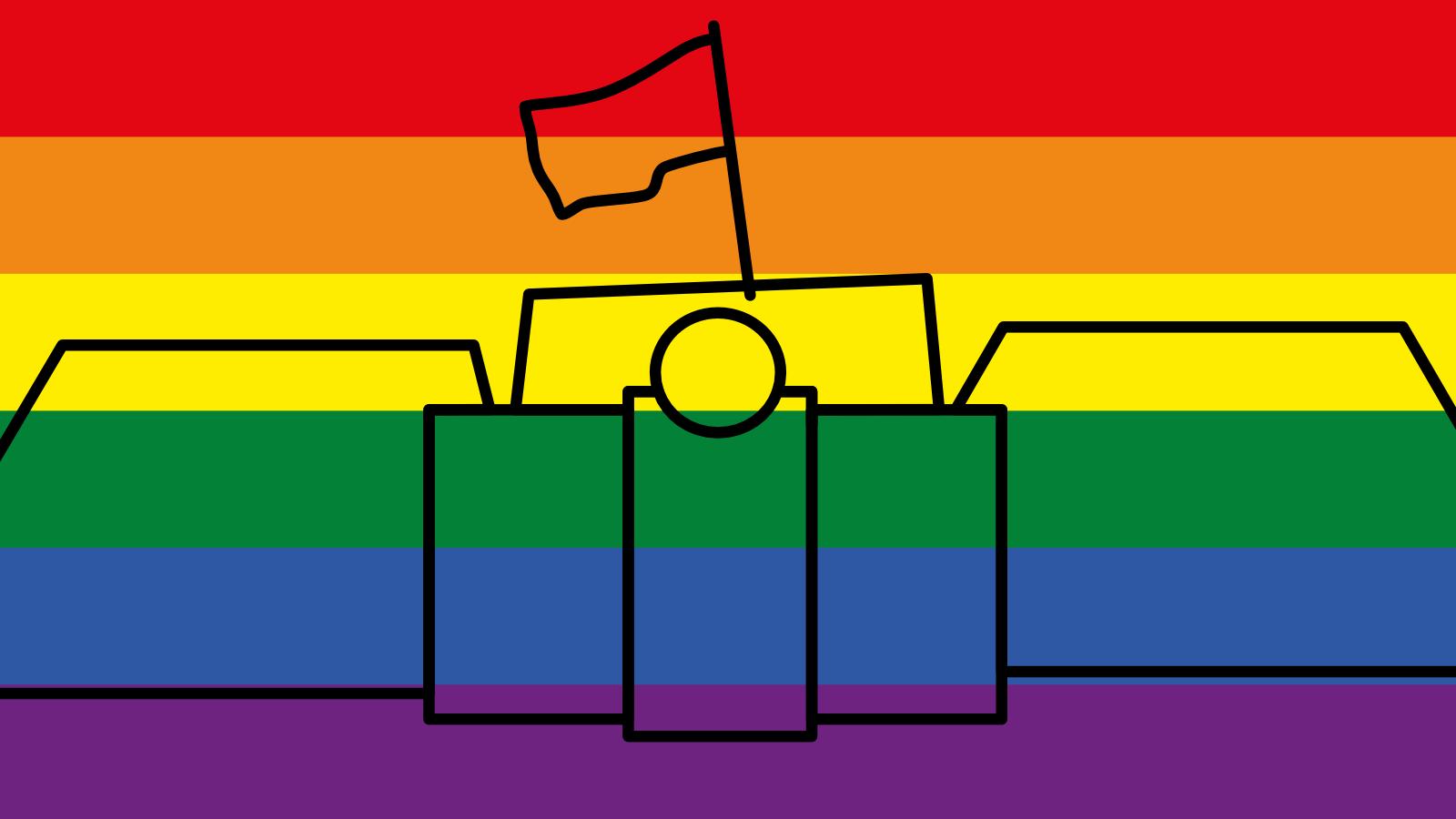 Queer im Schloss